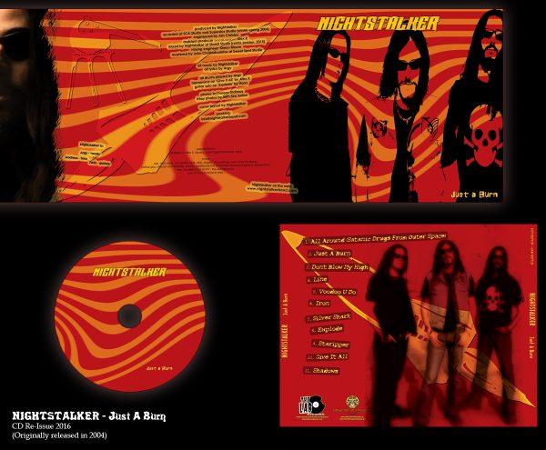 Just A Burn (CD)