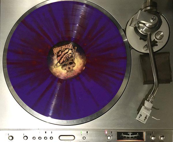 As Above, So Below (LP)-Splatter Purple/Red Vinyl