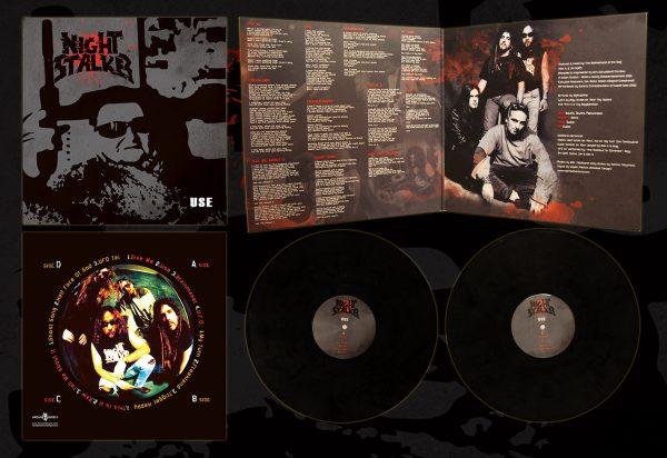 Use (2LP)-Black Vinyl
