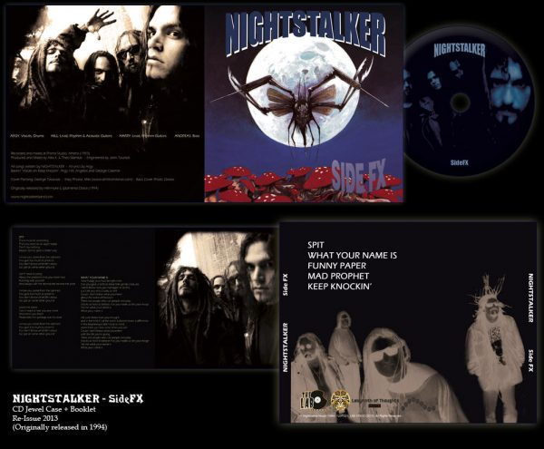 Side FX (CD)